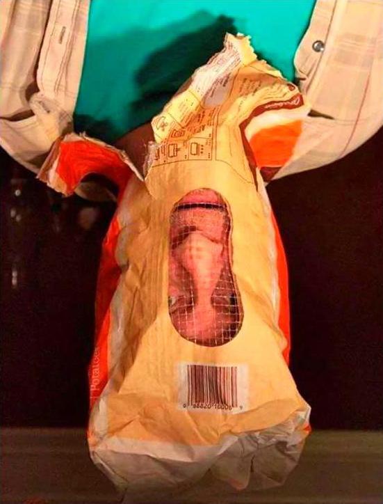 sac de patates