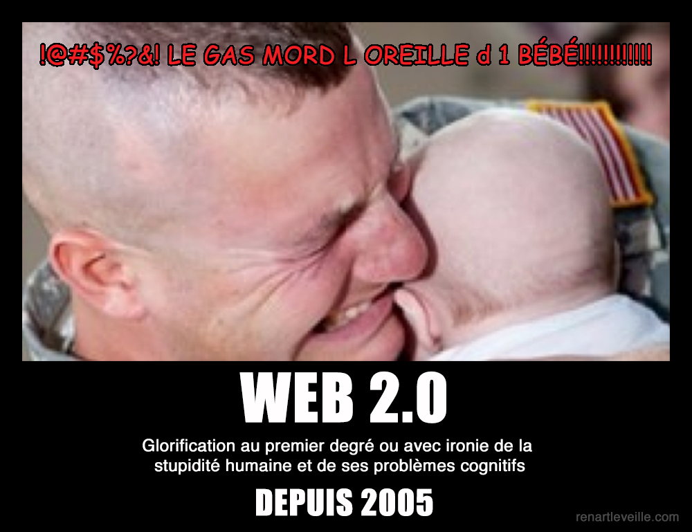 Web 2.0 stupidite