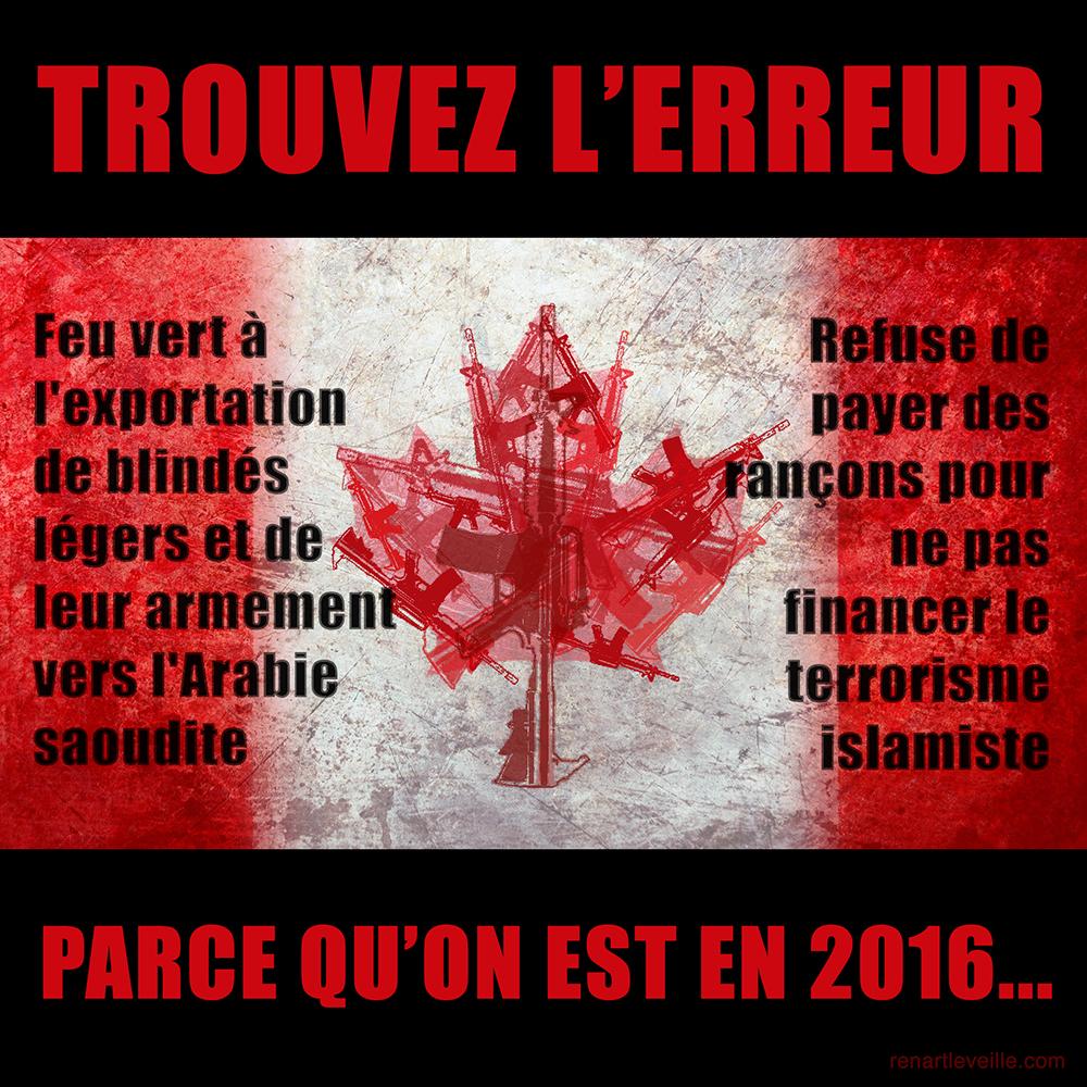 Canada islamisme