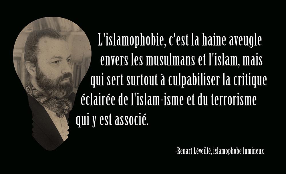 islamophobe lumineux