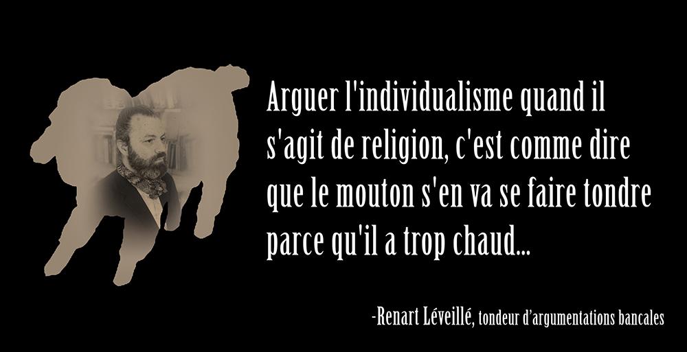 religion mouton