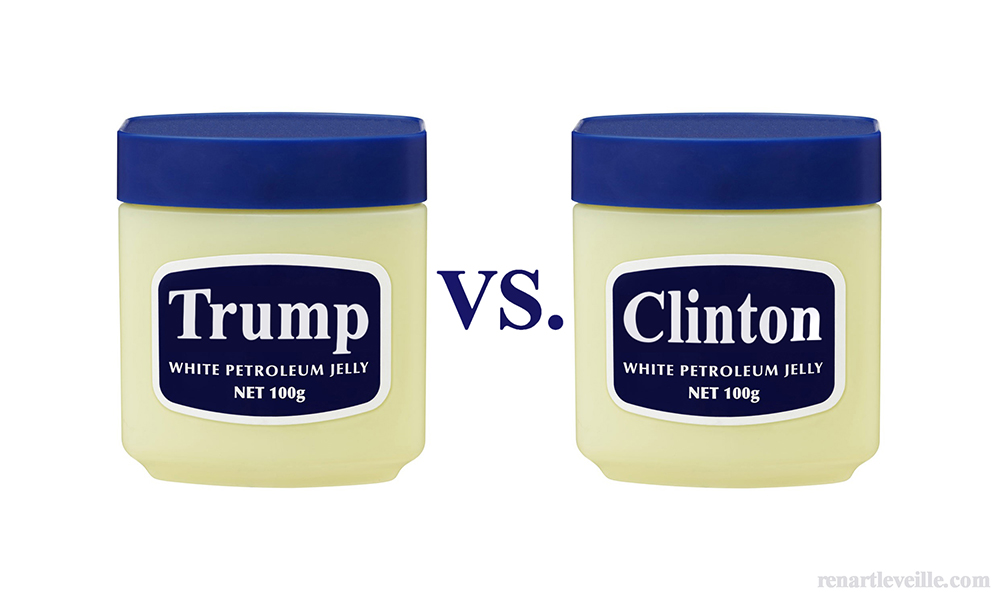 vaseline-trump-vs-clinton